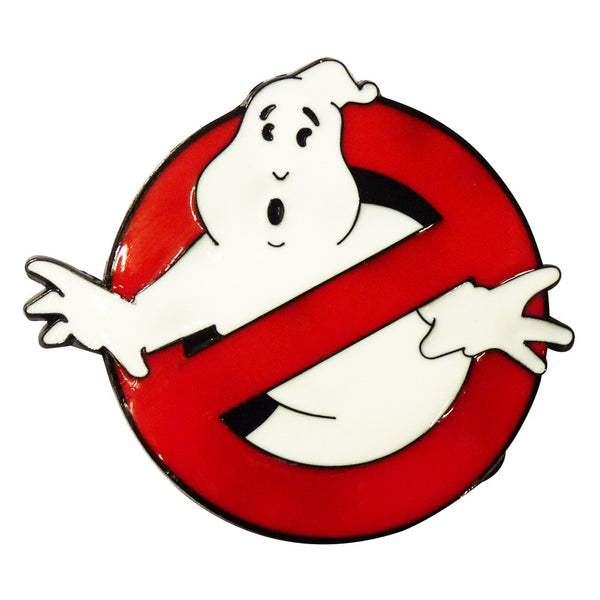 Ghostbusters Belt Buckle - BBT Clothing - 1