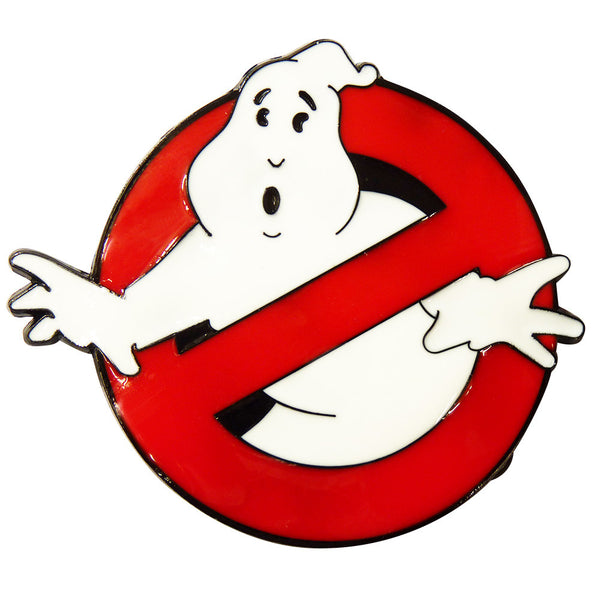 Ghostbusters Belt Buckle - BBT Clothing - 3