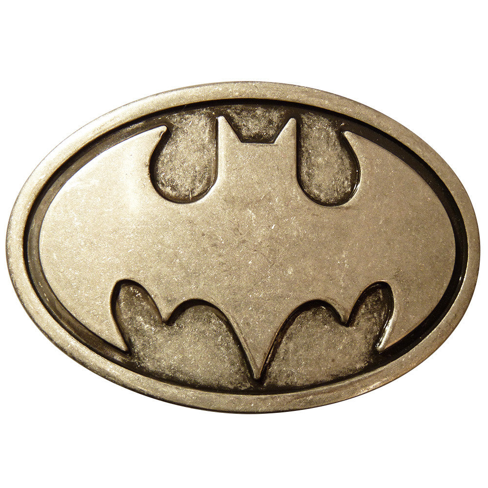 Batman Belt Buckle - Metal Finish - BBT Clothing