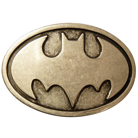 Batman Belt Buckle - Metal Finish