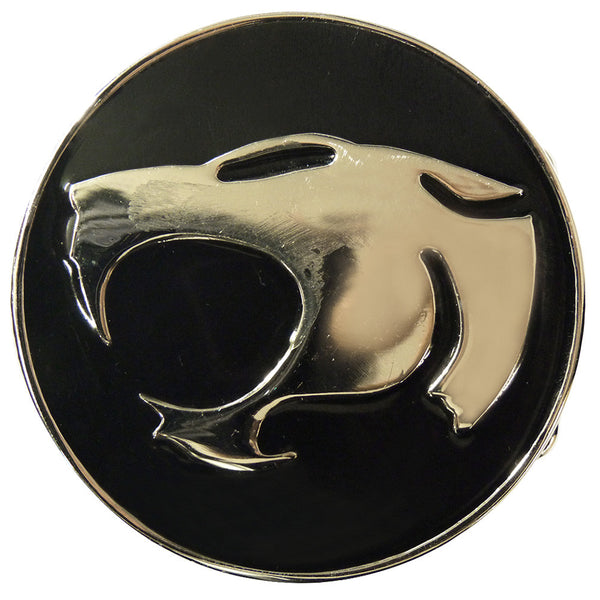 Thundercats Belt Buckle - Black - BBT Clothing - 1