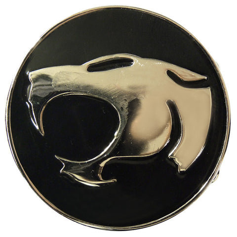 Thundercats Belt Buckle - Black