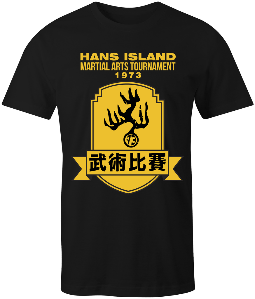 Hans Island Tournament T-Shirt - BBT Clothing - 1