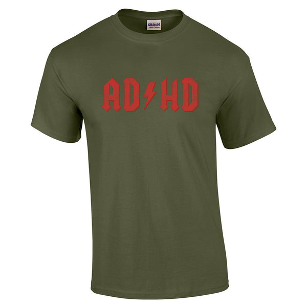 AD HD T-Shirt - BBT Clothing - 7