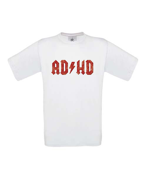 AD HD T-Shirt - BBT Clothing - 3