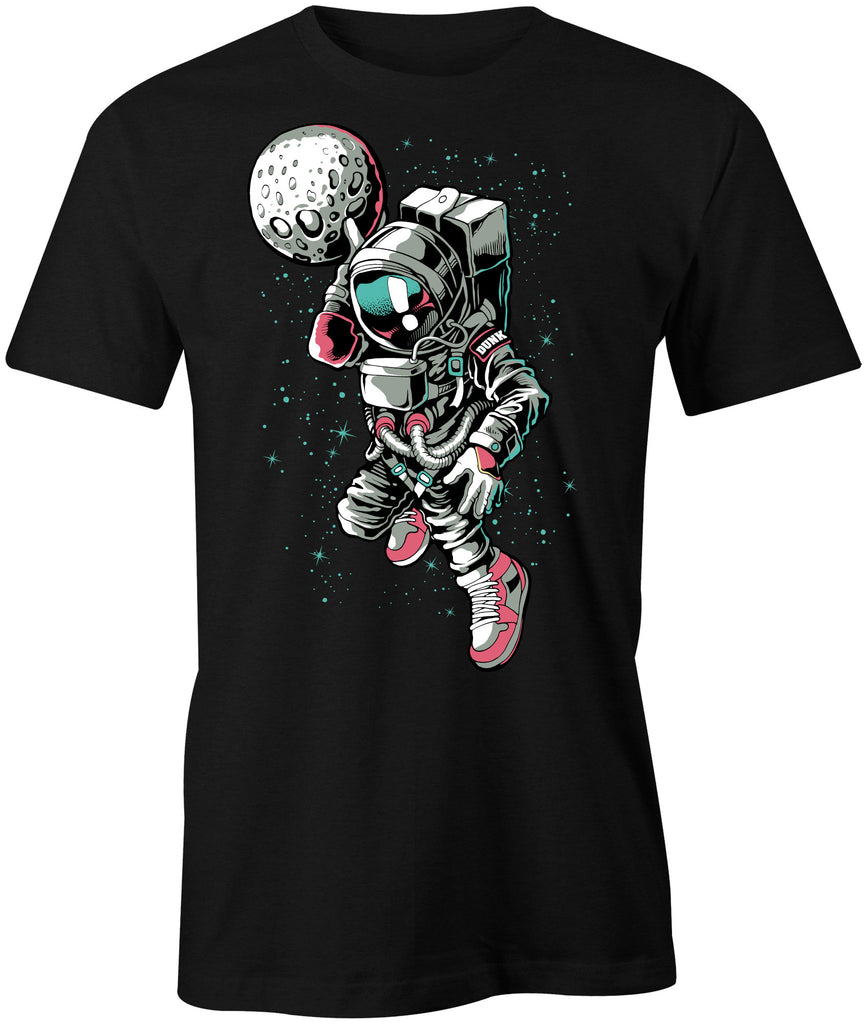 Astronaut Dunk T-Shirt - BBT Clothing