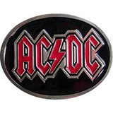 ACDC Belt Buckle - BBT Clothing