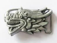 Dragon Head Belt Buckle