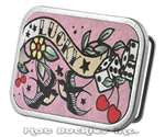 Tattoo 'Lucky' Belt Buckle - BBT Clothing - 4