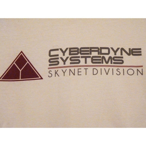 Cyberdyne Systems T-Shirt - White - BBT Clothing - 6