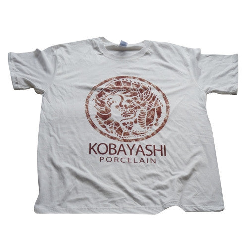 Kobayashi Porcelain T-Shirt -  White - BBT Clothing - 4