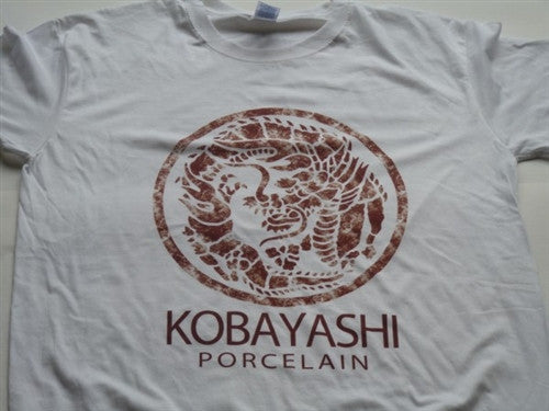 Kobayashi Porcelain T-Shirt -  White - BBT Clothing - 5