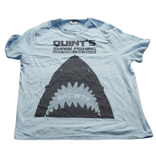 Quints Shark Fishing T-Shirt - BBT Clothing - 1