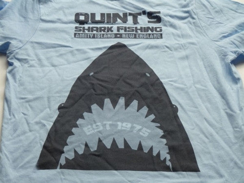 Quints Shark Fishing T-Shirt - BBT Clothing - 2