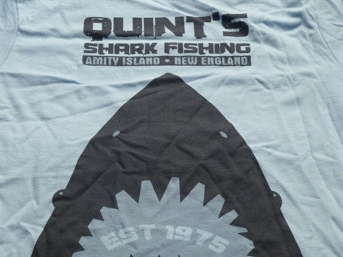 Quints Shark Fishing T-Shirt - BBT Clothing - 3