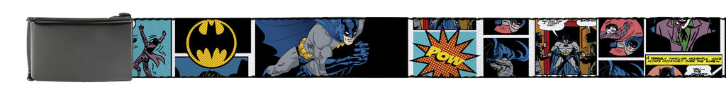 Batman Belt - Comic Strip With Signal - BBT Clothing