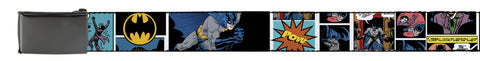 Batman Belt - Comic Strip With Signal