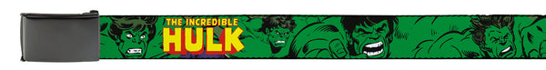 Incredible Hulk Belt - BBT Clothing