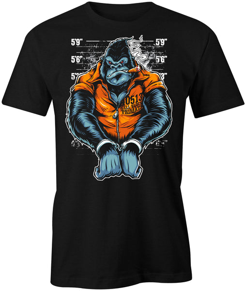 Big Brother Gorilla T-Shirt - BBT Clothing