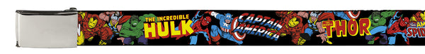 Marvel Belt - Characters - BBT Clothing