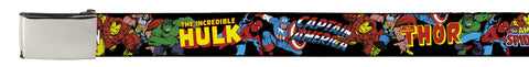 Marvel Belt - Characters