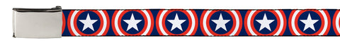 Captain America Belt - Logo