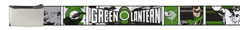 Green Lantern Belt - Comic Strip