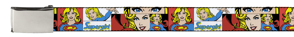 Supergirl Belt - BBT Clothing
