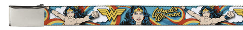 Wonder Woman Belt - Rainbow