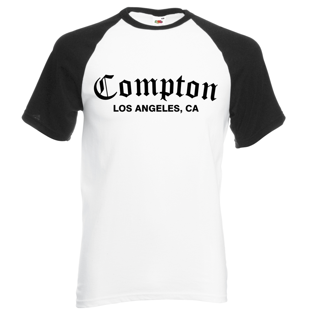 Compton T-Shirt - BBT Clothing