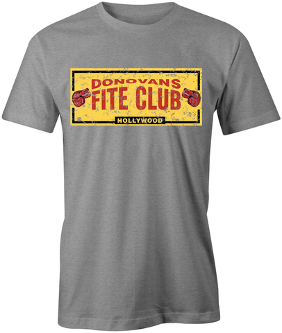 Donovans Fite Club T-Shirt