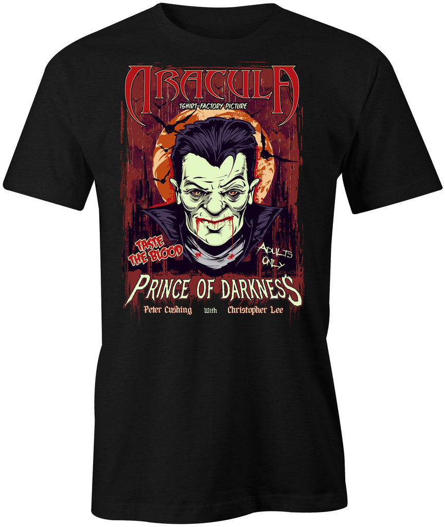 Dracula T-Shirt - BBT Clothing - 1