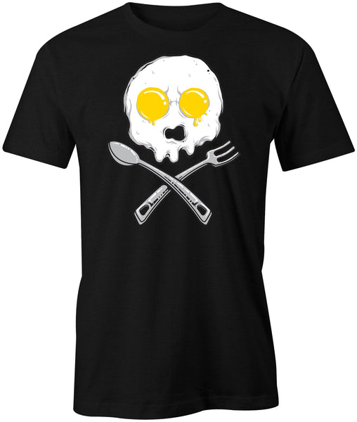 Egg Skull T-Shirt - BBT Clothing - 1