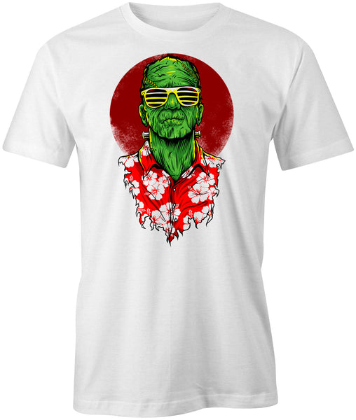 Frankenstein Holiday T-Shirt - BBT Clothing - 1