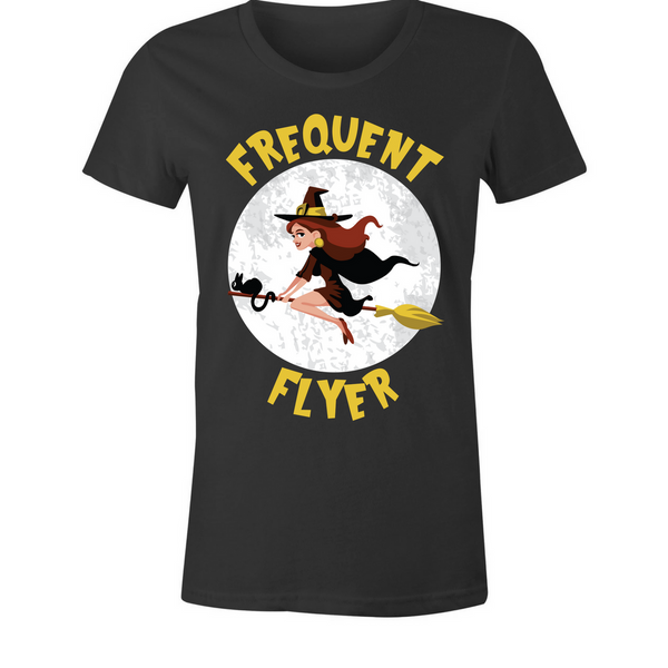 Frequent Flyer T-Shirt - BBT Clothing - 1