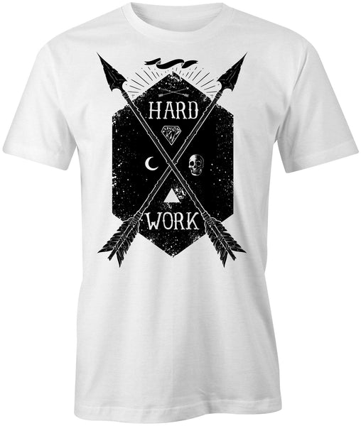 Hard Work T-Shirt - BBT Clothing - 1