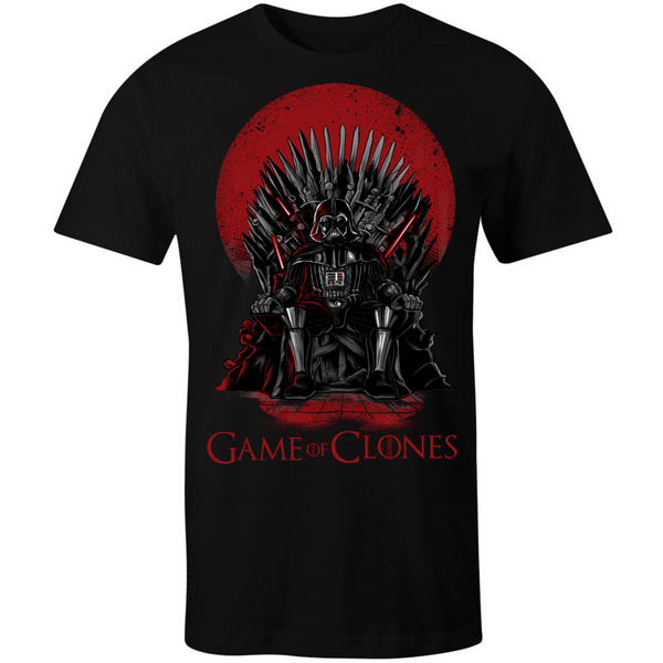 Game of Clones T-Shirt - BBT Clothing - 1