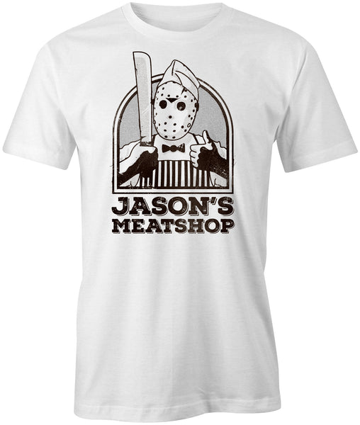 Jason's Meat Shop T-Shirt - BBT Clothing - 1