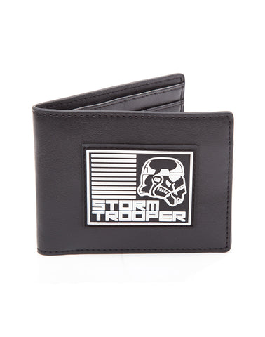 Star Wars Wallet - Stormtrooper Black