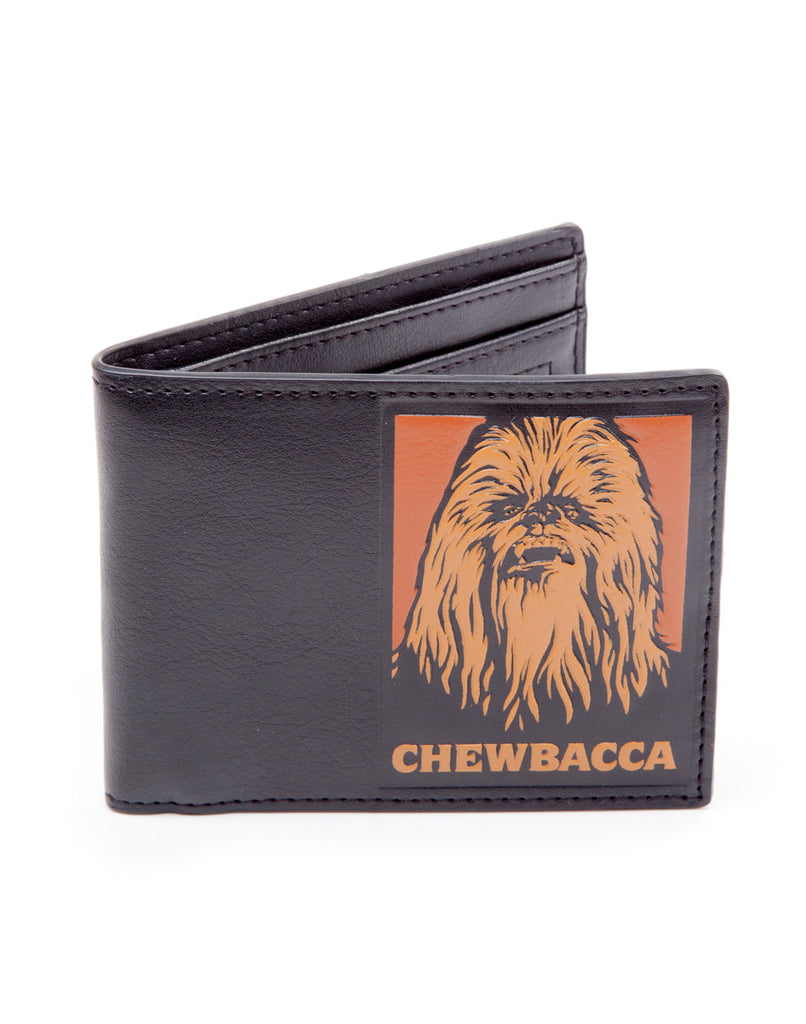 Star Wars Wallet - Chewbacca - BBT Clothing