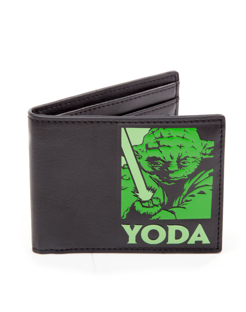 Star Wars Wallet - Yoda - BBT Clothing