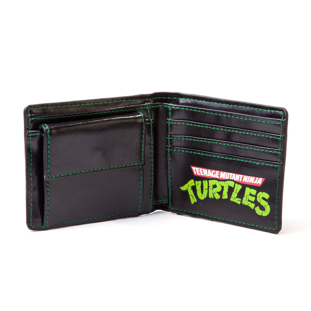 Ninja Turtle Wallet - Squares - BBT Clothing - 3