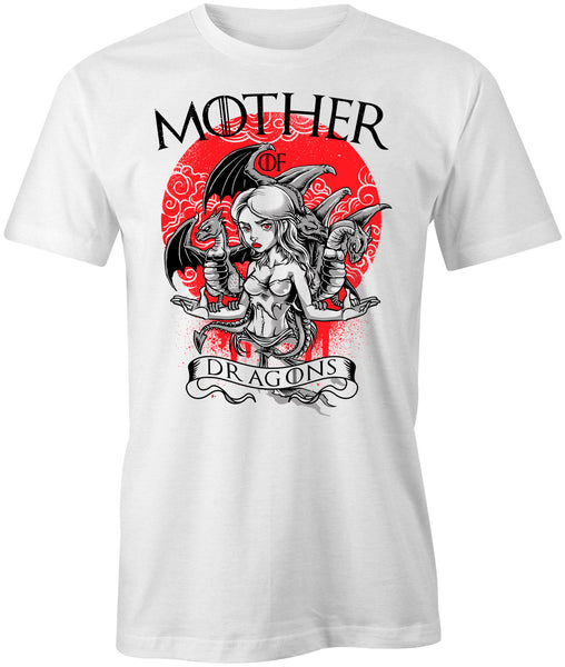 Mother of Dragons T-Shirt - BBT Clothing - 1