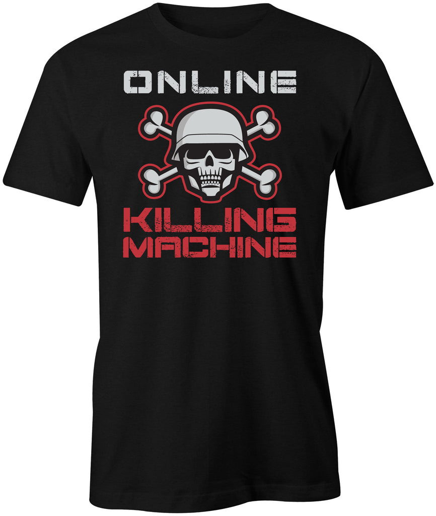 Online Killing Machine T-Shirt - BBT Clothing - 1