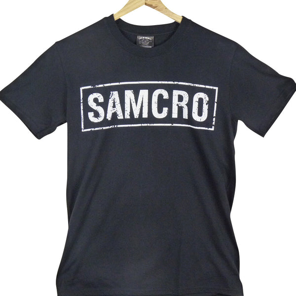 Sons of Anarchy T-Shirt - SAMCRO - BBT Clothing - 1