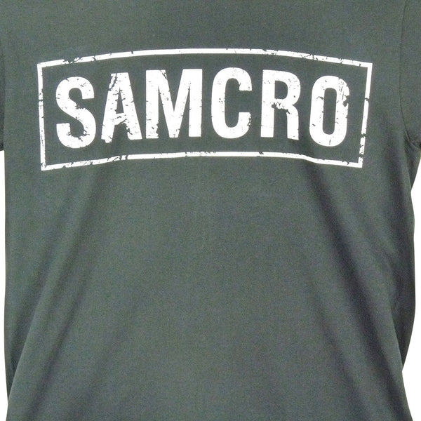 Sons of Anarchy T-Shirt - SAMCRO - BBT Clothing - 2