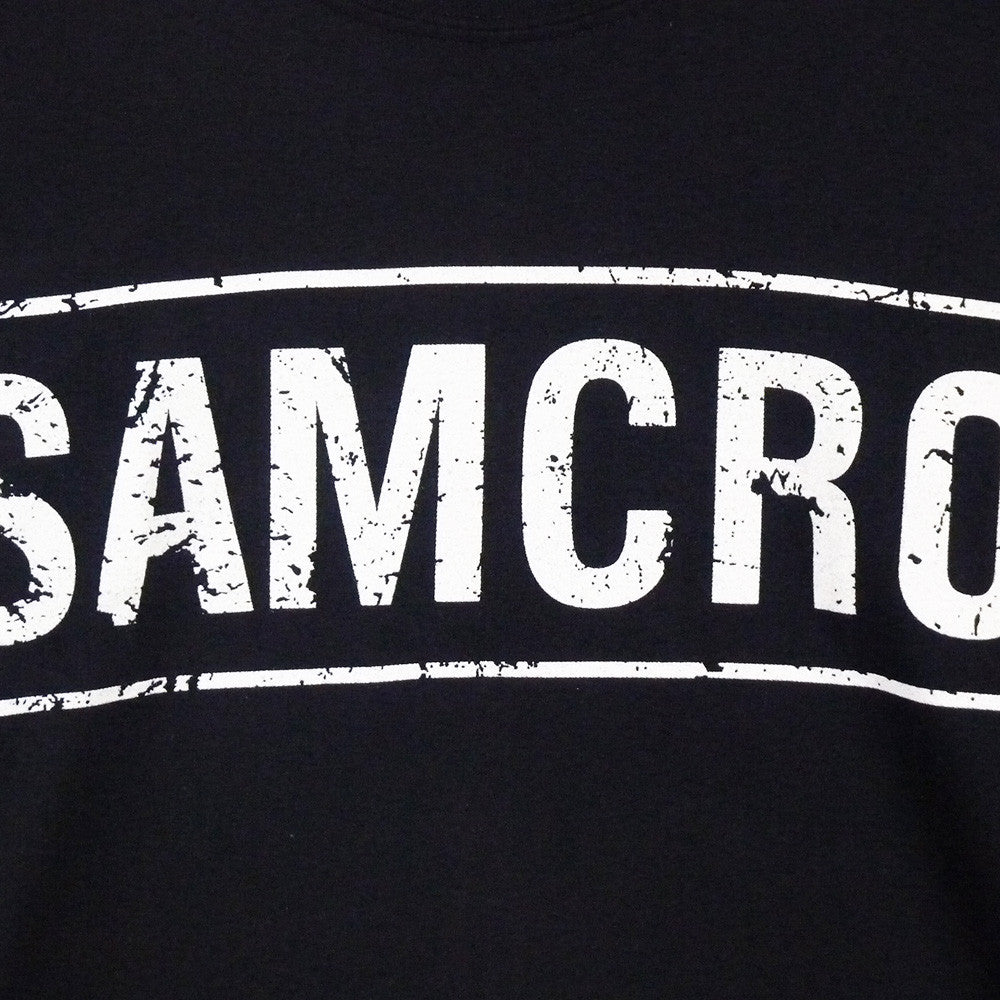 Sons of Anarchy T-Shirt - SAMCRO - BBT Clothing - 3