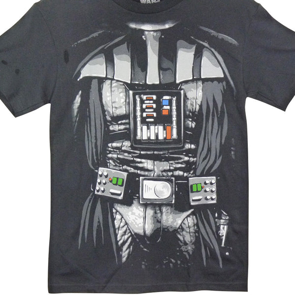 Star Wars T-Shirt - Darth Vader Armour Suit - BBT Clothing - 1