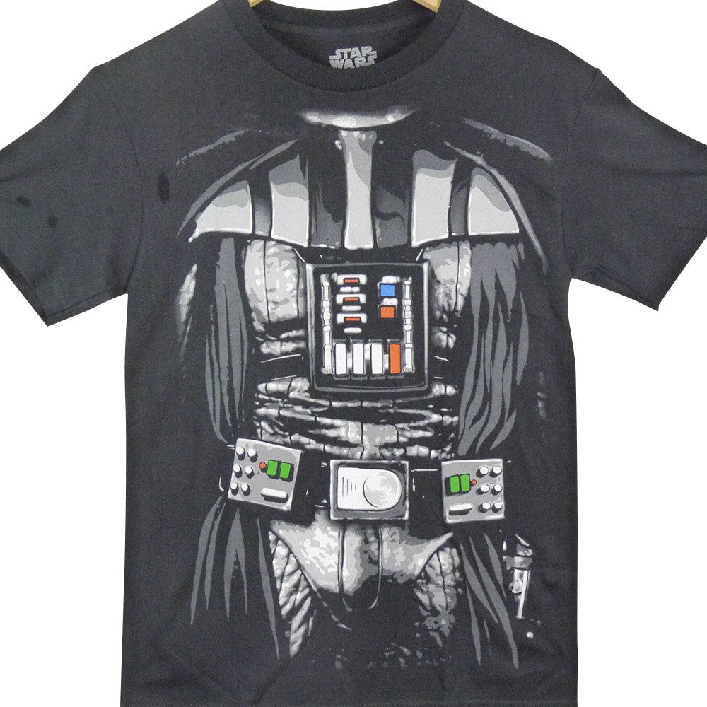Star Wars T-Shirt - Darth Vader Armour Suit - BBT Clothing - 2
