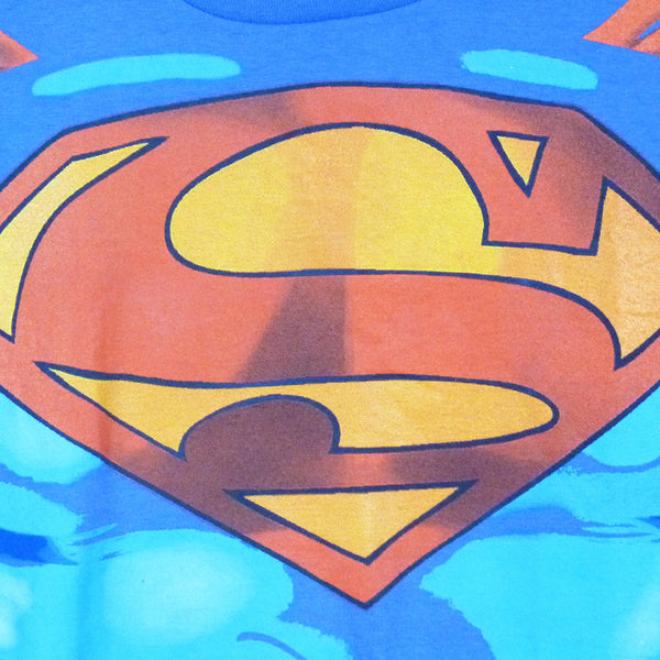 Superman T-Shirt - Superman Suit - BBT Clothing - 3